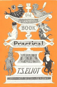 Book of practical cats ts eliot