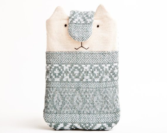cat iphone sleeve