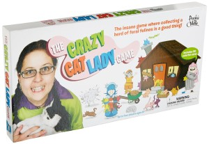 crazy cat lady game