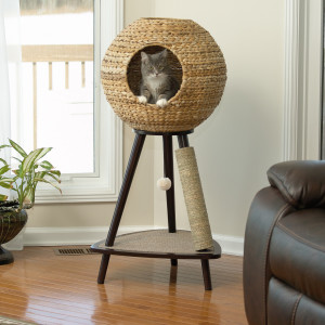 sauder cat sphere tower