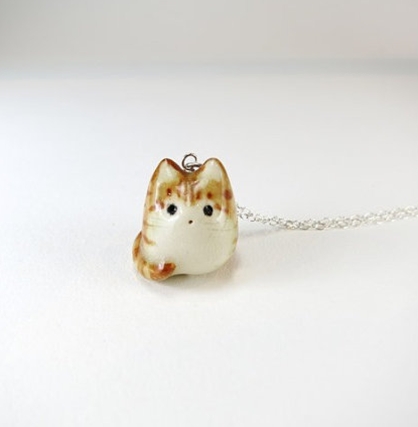 chikocraft-cat-pendant